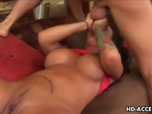 Angelina Valentine is the name of this wild pornstar chick with that wild...