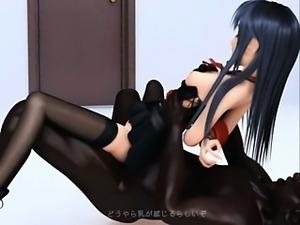 3D hardcore cartoon sex