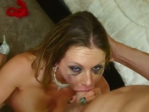 Rachel Roxxx throat fucked