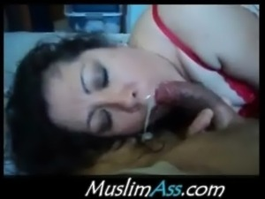 Nce Arab blowjob free