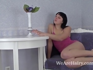 When hairy girl Emilija is home alone, she gets bored. Rather than sleep, she...