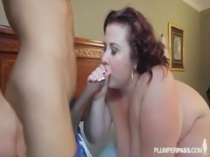 Plump Big Tit Mother Fucks Her Son's Best Friend free