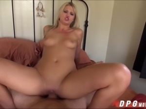 Sexy Scarlets secret indoor fucking with a big cock
