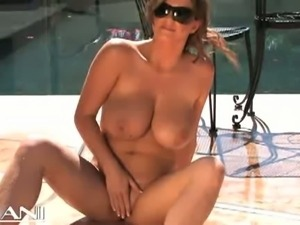 Busty brunette sara stone is ready to misbehave