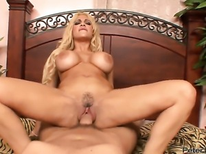 Carmel Moore gets her mouth attacked by guys beefy erect sausage