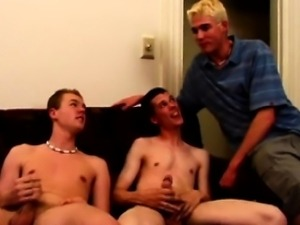 Gay straight amateurs love tasting jizz