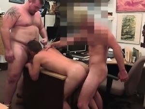 Gaybait pawn amateur spitroasted