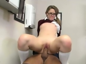 Victoria aggressively Riding School Doctor Hoping For A Pass