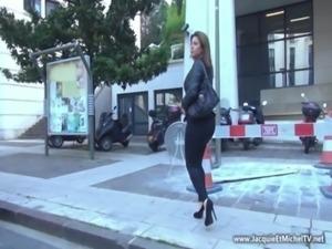 Cindy Lopes la chaudasse de Secret Story 3 tourne pour Jacquie et Michel free