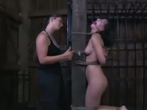 Triple Penetrating Little Elise