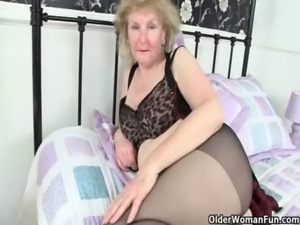 Grandma never told you about her masturbation addiction free