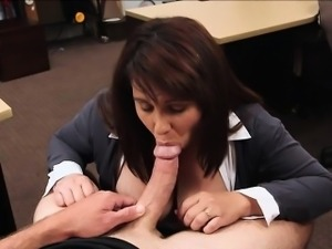 Big titties slams as she gets pounded