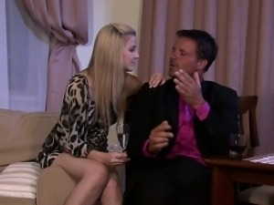 Sexy wife rides another cock