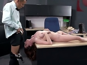 Keni Styles gets his asian dick eaten by busty Ashley Graham