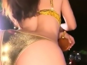 Adorable Horny Asian Babe Having Sex