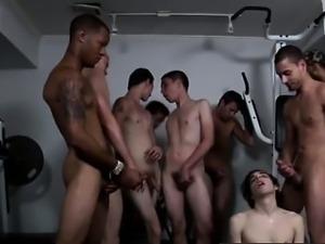 Sexy gay Chris fulfills his bareback fantasies