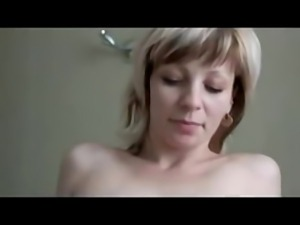 Anal Loving Busty Blonde Wife