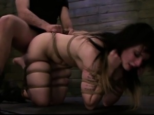 FetishNetwork Montana Sky rough bdsm sex