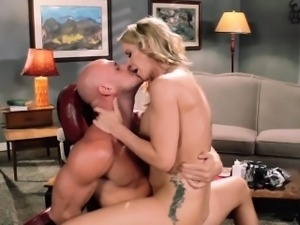 image Massaged milf simone sonay swallows cum