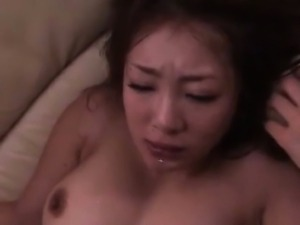 Adorable Seductive Asian Girl Fucking