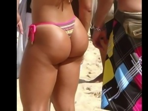 Part1 Bunda da JUJU SALIMENI Gravacao praia