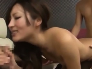Adorable Japanese Babe Fucked