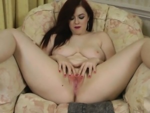 Rose performs a great masturbation for you to watch