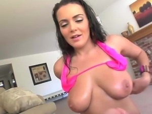 natasha big tits frosted with cum