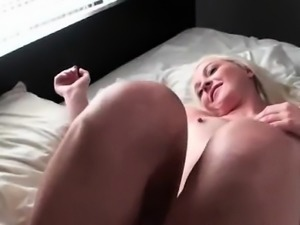 Hot girlfriends sharing dick and tasty cum