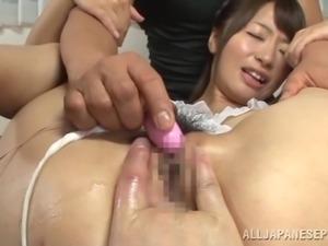 asian babe fucking hard