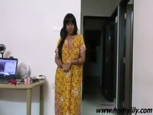 Sexy Interview with an Indian bhabhi free