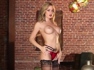 Angela Sommers is a dangerously beautiful perfect bodied MILF babe. Sexy lady...
