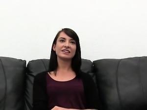 Hot amateur cum filled pussy