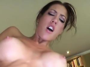 Horny wife pussy orgasm