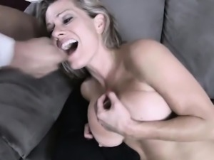 NastyPlace.org - Horny young guy disciplines mom