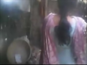 village cousin showing boobs