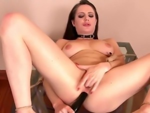 Latex and obscenely fetish bdsm fucking