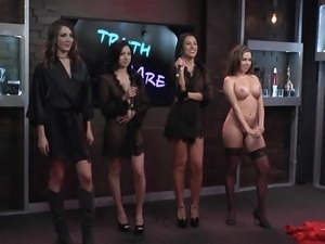 hotties get naked on television @ season 16 ep. 760