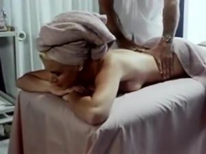 Lois Ayres, John Leslie, Nina Hartley in classic sex video