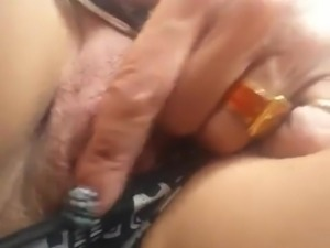 masturbation at the car