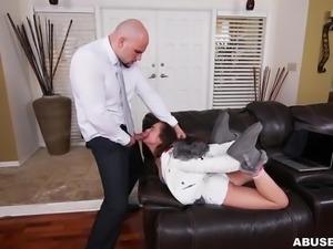 Babysitters love hard cock