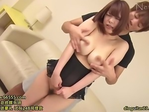 東京熱史上最大爆乳孃登場