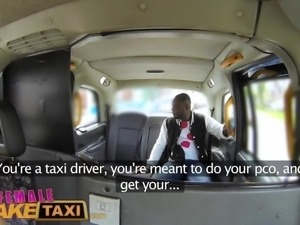 FemaleFakeTaxi Hot sweaty fucking pays taxi fare