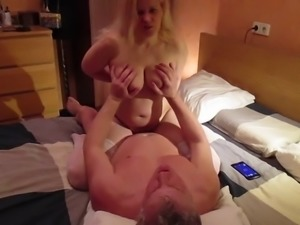 TO BE CONTINUED IN 3WAY Matures, Blonde-fucks, Blonde-milf, Blonde-sucks,...
