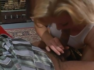 Beautiful Big Black Cock Blowjob 8