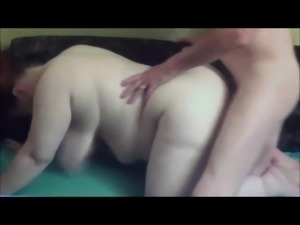 chubby slut Maya swinging boobs