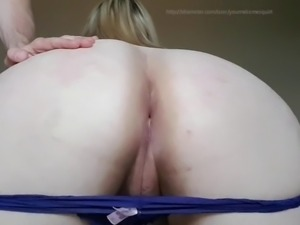 A Little S&M play with cum on ass,   Please comment, like, and add us as...