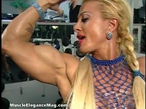 Lynn Mccrossin 01 - Female Bodybuilder