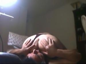 asshole licking