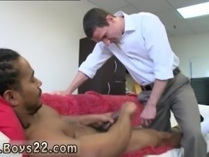 Sexy black gay male strippers and gay men shit on dick anal sex I truly